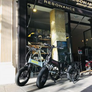 MATE X Jet Gray and Special Edition - Resonance Concept Store Paris