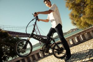 Connected Mate S eBike