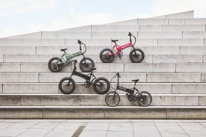Mate S and Mate X eBikes