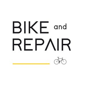 Bike and Repair Logo for MATE