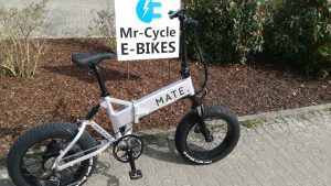 Mr Ecycles for MATE